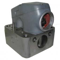 Крышка цилиндра 5Д49.78 БМЗ зап